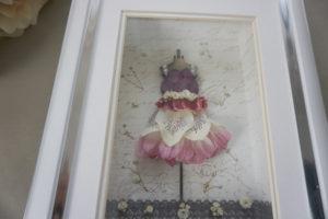 レカンフラワーで飾るクチュールデザインフレーム「chouette-select-(シュエット)素敵!」